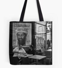 """""""Ben Laden"""" Tote Bag"""