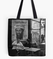 """Ben Laden"" Tote Bag"