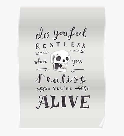 Do You Feel Restless… Poster