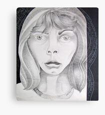 . . . horror stuns Canvas Print