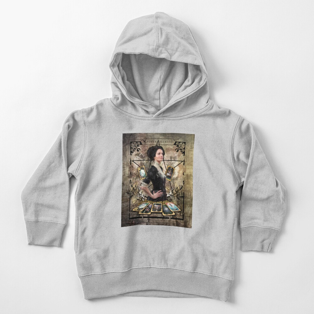 Vanessa Ives Tarot Edge - Penny Dreadful Toddler Pullover Hoodie