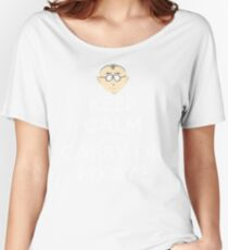 Mr. Mackey m'kay? Women's Relaxed Fit T-Shirt