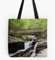 Crossing Kitchen Creek Tote Bag