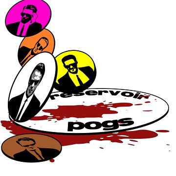 Reservoir Pogs by Lexavian