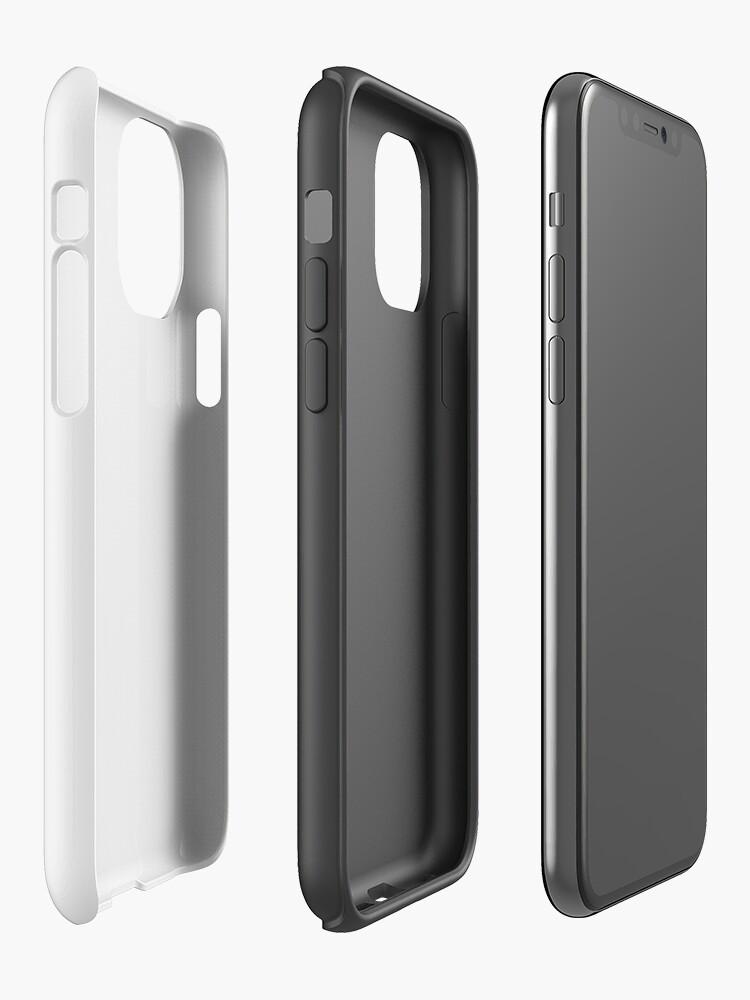 Alternate view of AussiEmoji Australia iPhone Case & Cover