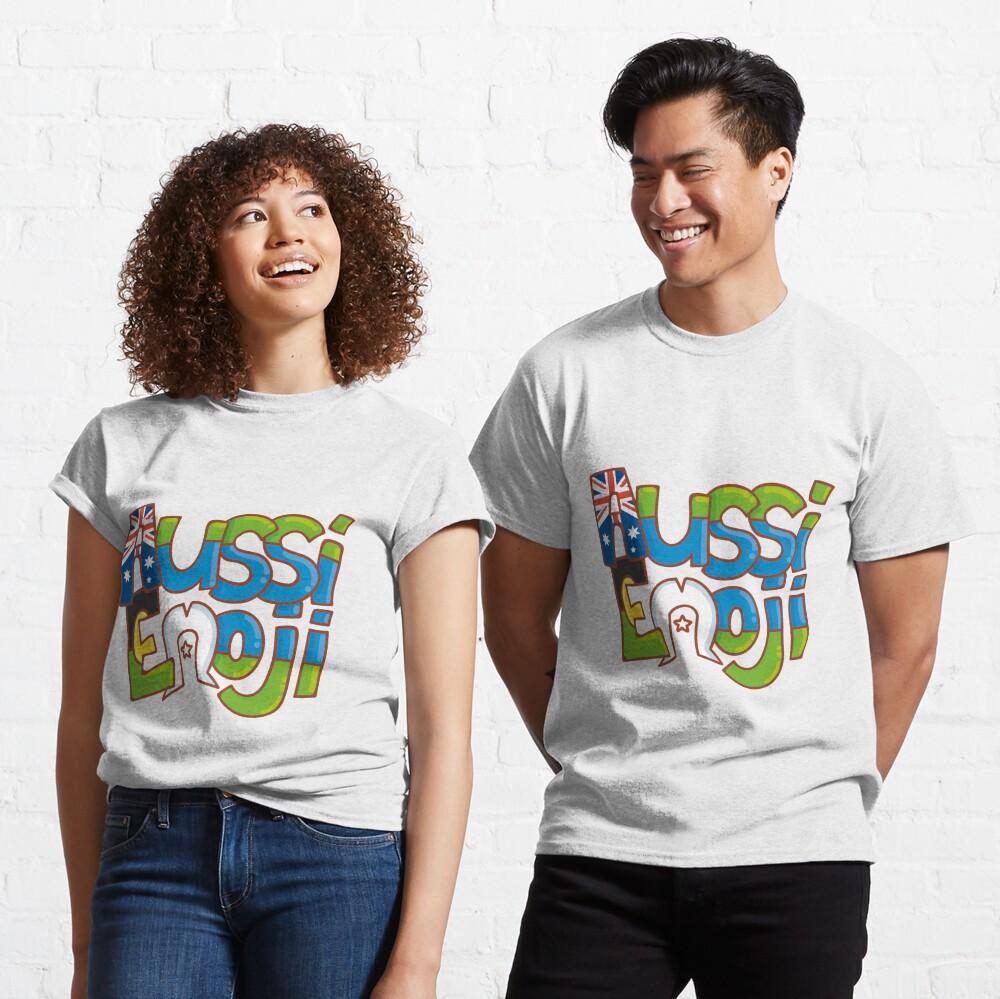 AussiEmoji Australia Classic T-Shirt