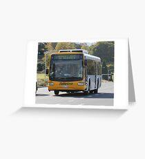 Tasmanian Mode of Transport, Metro Greeting Card