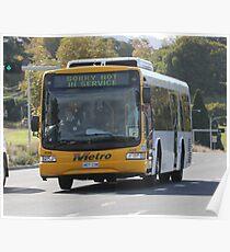 Tasmanian Mode of Transport, Metro Poster