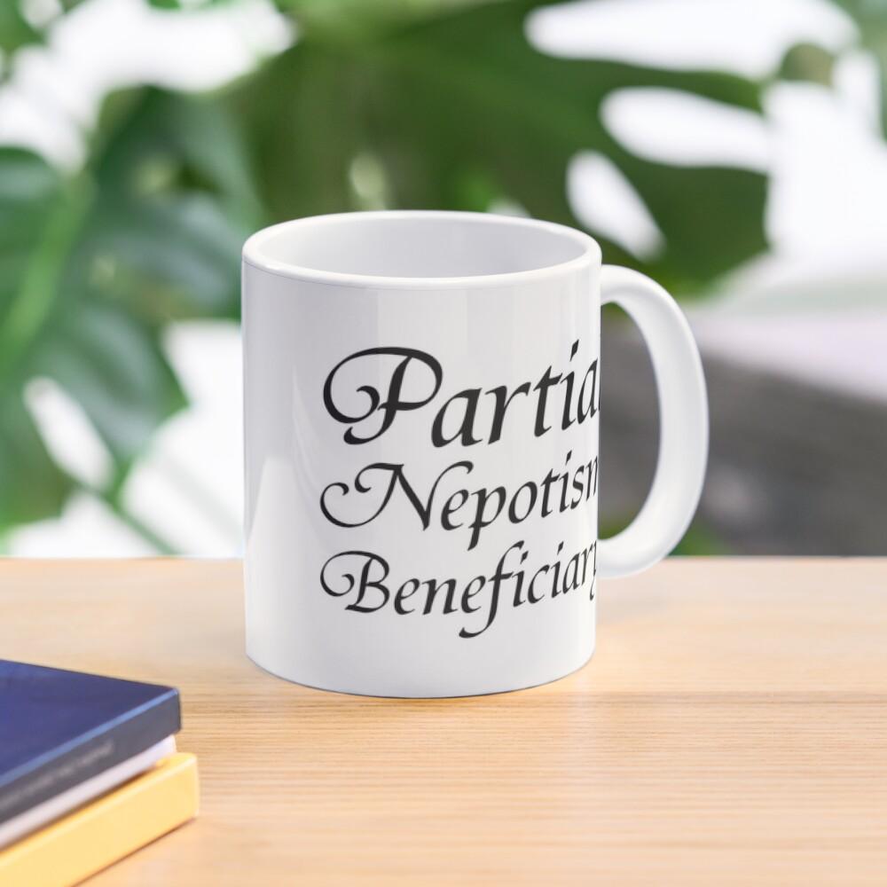 Partial Nepotism Beneficiary Mug