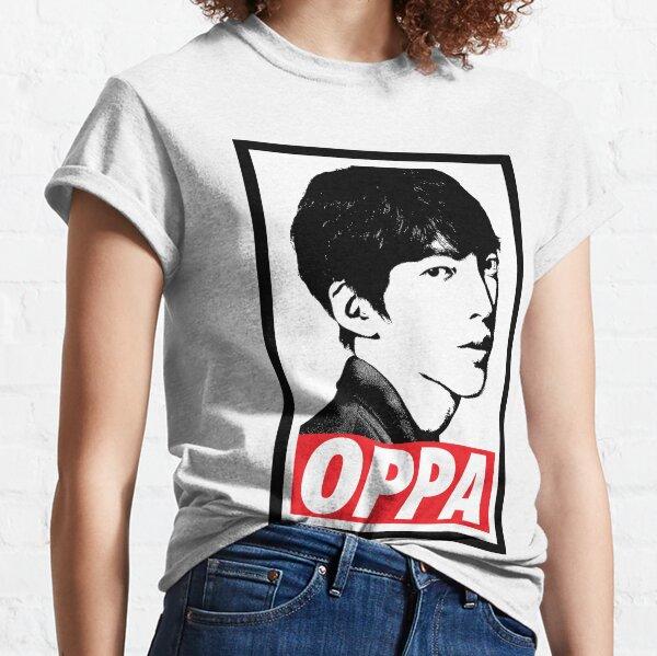 OPPA Kim Woo Bin Classic T-Shirt