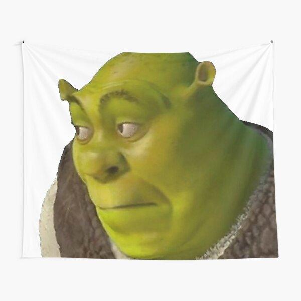 Shrek meme Tapestry