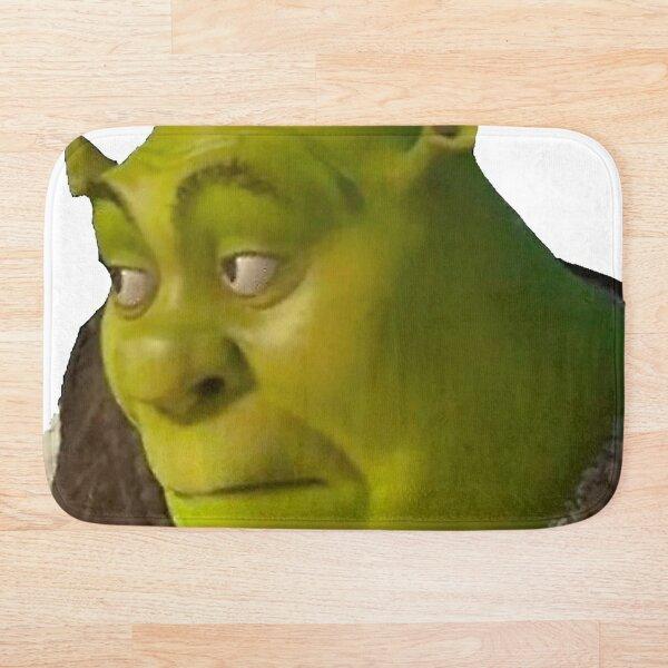 Shrek meme Bath Mat