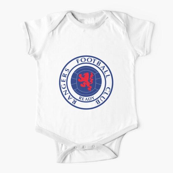 Rangers Football Club Short Sleeve Baby One-Piece