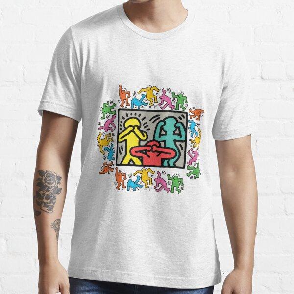 ne ferme pas T-shirt essentiel