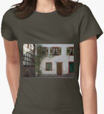 Facade Women's Fitted T-Shirt