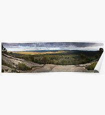 Kelly Country - Beechworth Poster