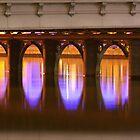 Reflective Bridge by Fiona Kersey