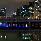 Over the Yarra by Karina Walther