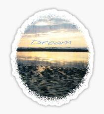 Dream - JUSTART © Sticker