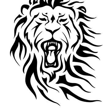 Lion Design by nickbiancardi