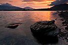 Derwent Water Sunrise, Keswick, Cumbria by David Lewins