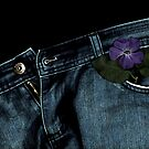 """Blue Jeans and Periwinkle"" by Michelle Lee Willsmore"