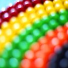 Blurred Rainbow by jayded