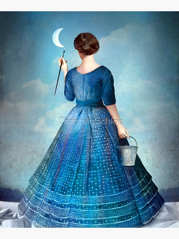 night painting by ChristianSchloe