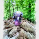 I found a Heffalump! by DDLeach