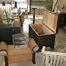 Brisbane Floods 2011 - Clean Up - Salvage by Neil Ross