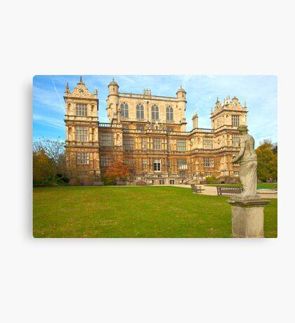 Wollaton Hall (Nottinghamshire) Canvas Print