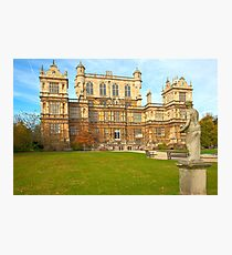 Wollaton Hall (Nottinghamshire) Photographic Print