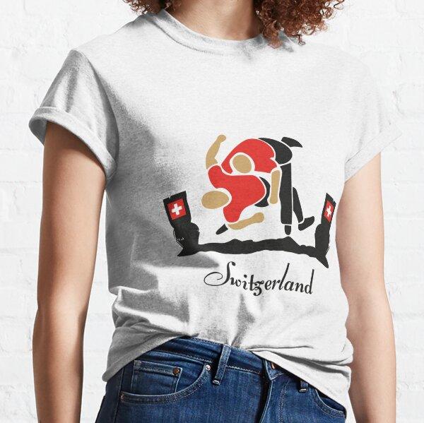 Swing - Swiss tradition Classic T-Shirt