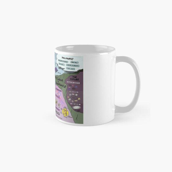 The Map of Physics Classic Mug