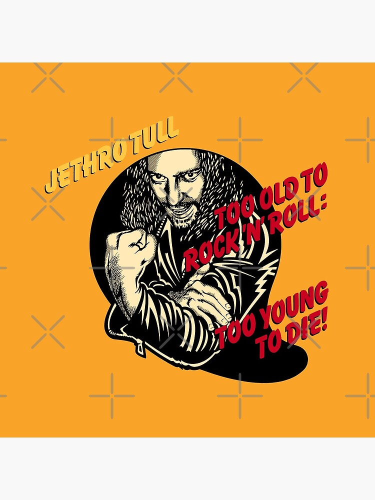 Jethro Tull - Too Old To Rock 'N' Roll: Too Young To Die! by Pop-Pop-P-Pow