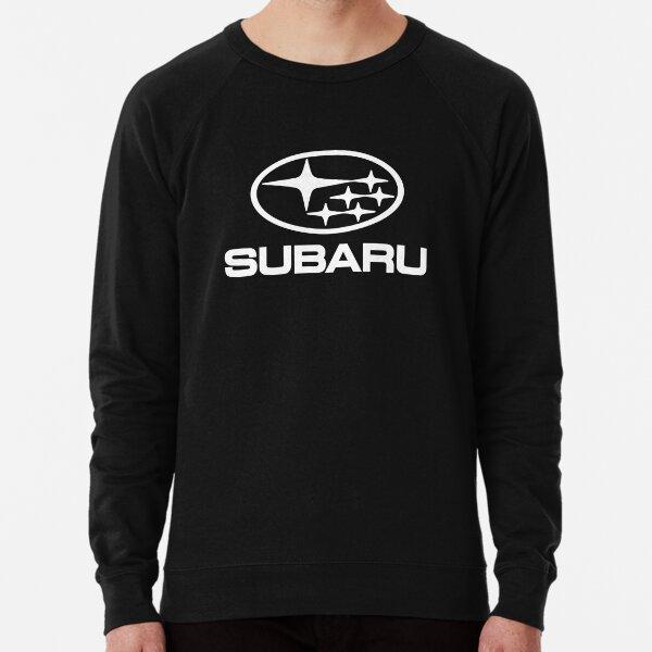 SUBARU-WHITE Lightweight Sweatshirt