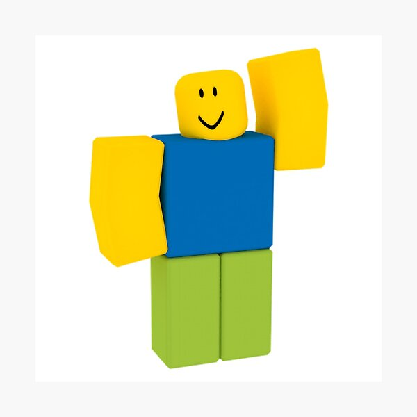 Roblox Dab Meme Photographic Print By Amemestore Redbubble