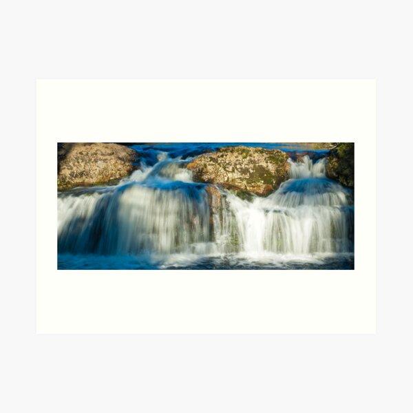 Cradle Mountain Falls Art Print