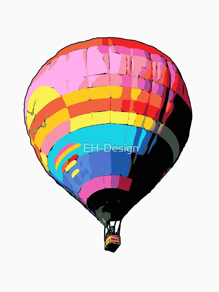Ballonfahren von EH-Design