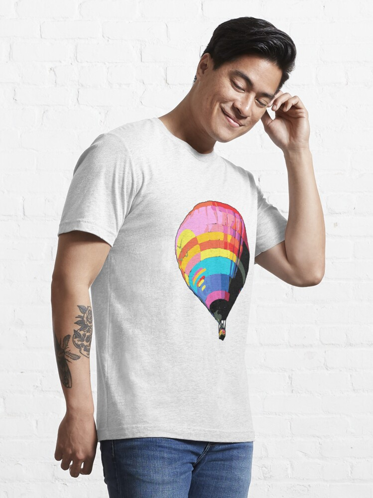 Alternative Ansicht von Ballonfahren Essential T-Shirt