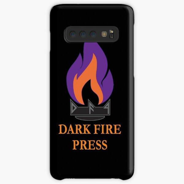 Dark Fire Press logo Samsung Galaxy Snap Case