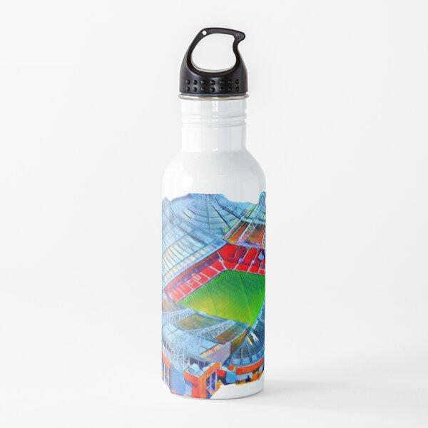 Old Trafford Botella de agua