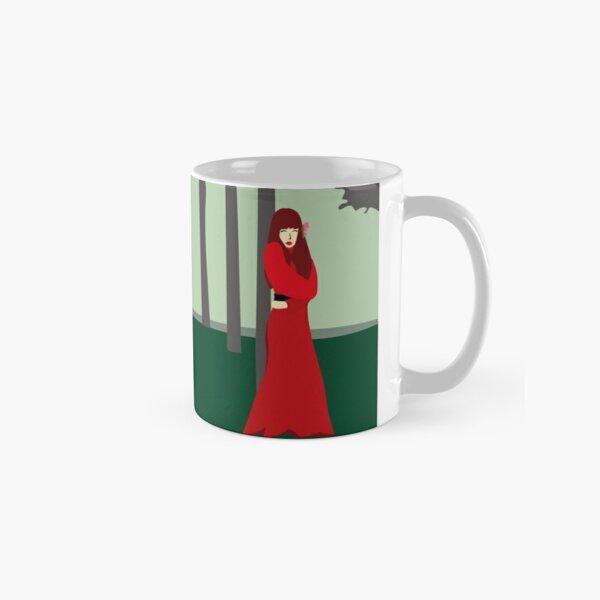 Kate Bush Wuthering Heights Classic Mug