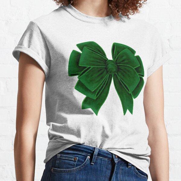 Arco verde oscuro Camiseta clásica