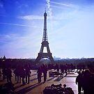 Eiffel Ohh Eiffel by Daniel Chang