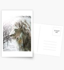 The Great Lion Postcards