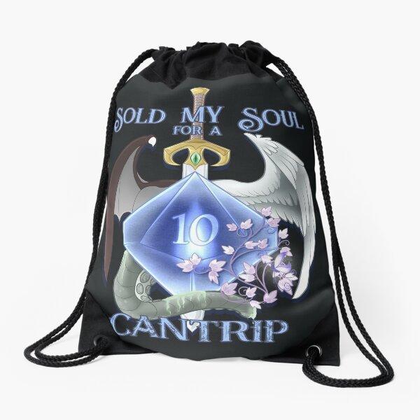 Soul for a Cantrip Drawstring Bag