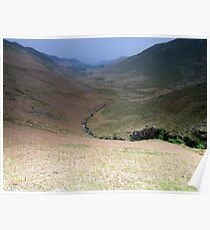 Newlands Valley Poster