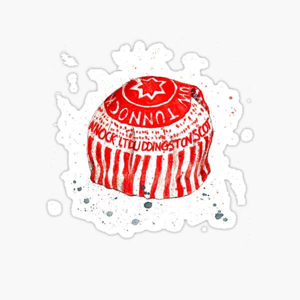 Tunnock's tea cake Sticker