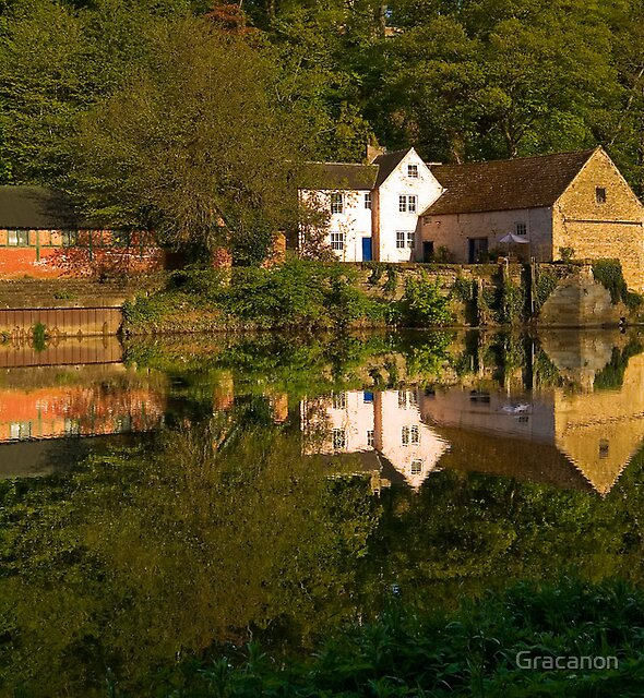 Durham Mill by Gracanon